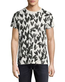 Diego Printed Cotton Tee