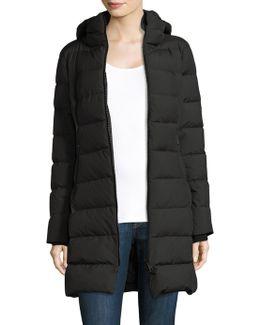 Quilted Windstop Jacket