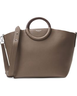 Elephant Leather Tote