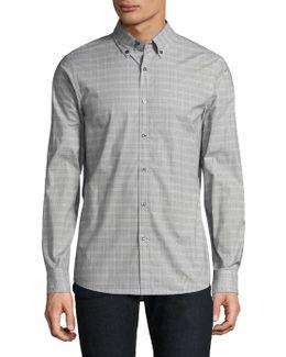 Trim Austin Casual Button-down Shirt