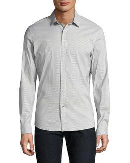 Brooks Casual Button-down Shirt