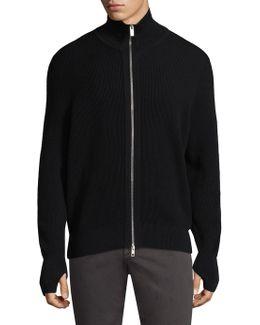 Andrew Zip Sweater