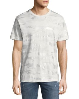 Camouflage Cotton Tee