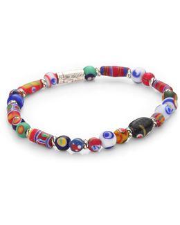 Classic Chain Beaded Bracelet