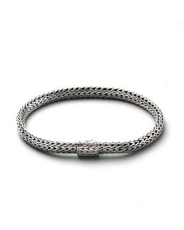 Small Oval Chain Bracelet