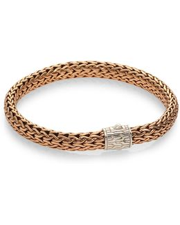 Men's Square Small Chain Bracelet