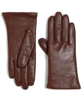 Tech Leather Gloves