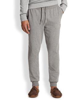 Cotton-blend Sweatpants
