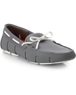 Sport Lace-up Loafers