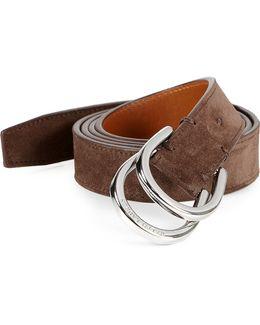 Stirrup D-ring Belt