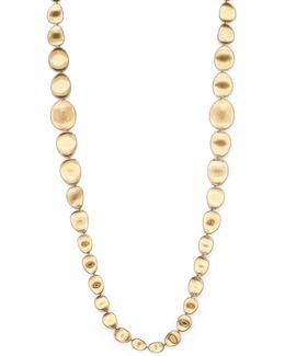 Lunaria 18k Yellow Gold Long Convertible Necklace