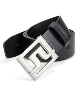 Slater Leather Belt