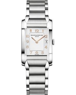 Hampton 10049 Stainless Steel Bracelet Watch