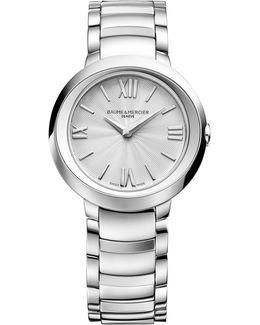 Promesse 10157 Stainless Steel Bracelet Watch