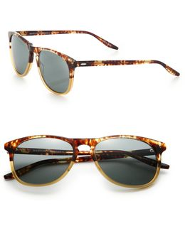 Mac 55mm Square Sunglasses