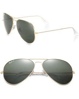 Original 62mm Aviator Sunglasses