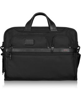 Compact Large Screen Laptop Briefcase