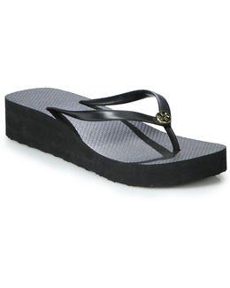 Thin Wedge Flip Flops