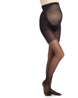Mama Maternity Full-length Pantyhose