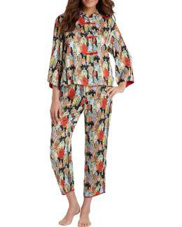 Dynasty Pajamas