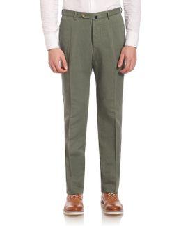 Modern-fit Chinolino Pants