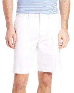 Stretch Lightweight Twill Shorts