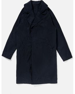 Garment Dyed Clyde Nylon Trench