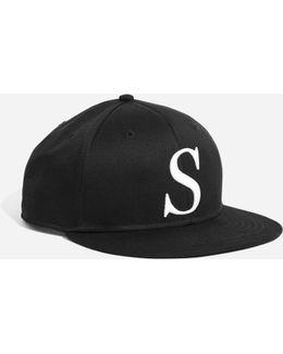 Rich Italic Snap Hat