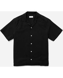 Canty Solid Short Sleeve Shirt