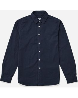 Reed Solid Long Sleeve Dress Shirt