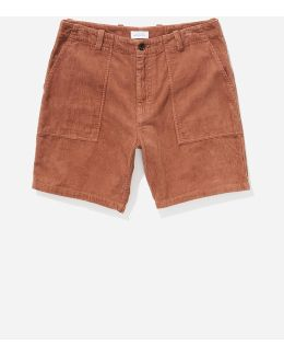 Evan Corduroy Shorts
