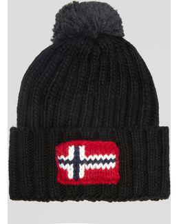 Semiury Bobble Hat