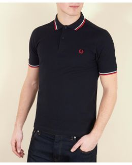 Twin Tip Polo Shirt