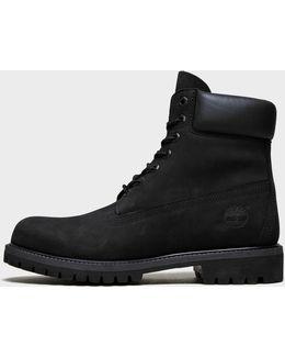 Af 6inch Premium Black Boots