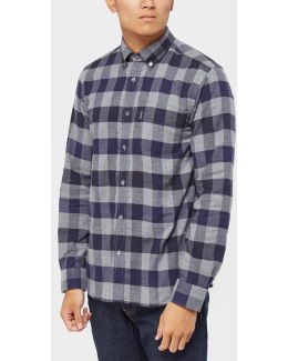 Marcus Checked Shirt