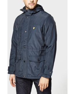 Fleece Lined Padded Jacket