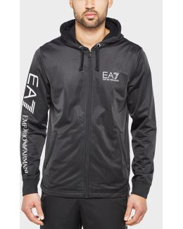 Poly Full Zip Hoody
