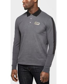 Long Sleeve Polo Shirt - Exclusive