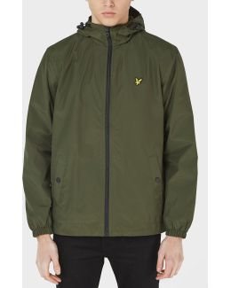 Full-zip Hooded Lightweight Jacket - Exclusive