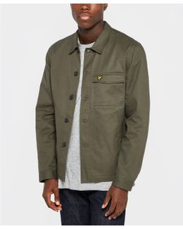 Button Through Lightweight Jacket