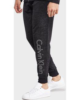 Jersey Cuffed Track Pants