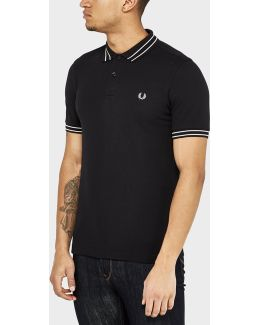 Tramline Polo Shirt