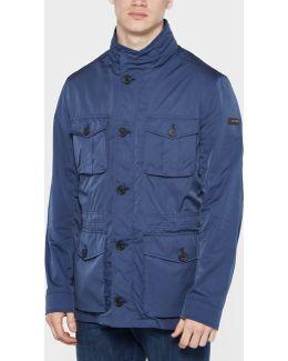 Multi Pocket Padded Jacket