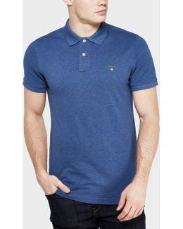 Pique Rugger Polo Shirt