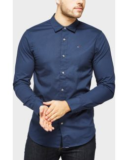 Stretch Long-sleeve Shirt