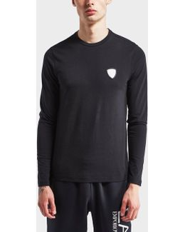 Shield Logo Long Sleeve T-shirt