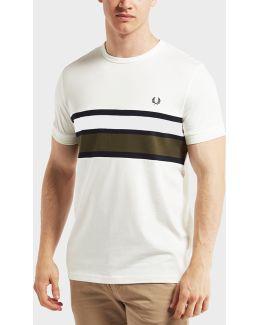 Central Stripe Short Sleeve T-shirt