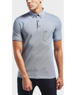 Oxford Short Sleeve Polo Shirt