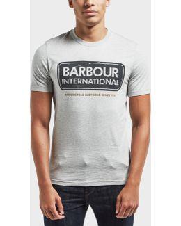 International Logo Short Sleeve T-shirt