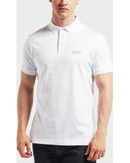 International Logo Short Sleeve Polo Shirt